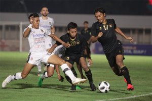 Timnas Indonesia U-23 Gagal Clean Sheet Saat Cukur Bali United