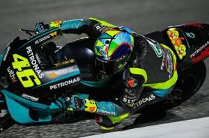 Hasil Tes Pramusim MotoGP 2021 Hari Kedua Sesi Ketiga Valentino Tak Berdaya