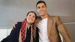 Cristiano Ronaldo Ternyata Anak Mami, Ini Buktinya