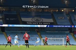 Hasil Pertandingan Sepak Bola, 7-8 Maret Man Utd Menangi Derby, Madrid Tertahan