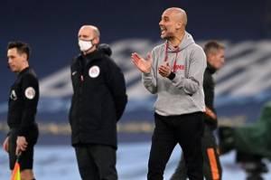 Man City Keok, Guardiola: Man United Duduk Santai Menunggu Serangan Balik