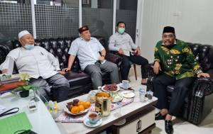 Doakan Gus Jazil, Rais Syuriyah PCNU Jakpus Ingin NU Mendunia