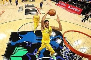 Pesta NBA All Star 2021: Tim LeBron Lumat Tim Durant, Antetokounmpo Rebut MVP