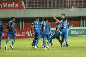 Bantai Persebaya Surabaya, Persib Bandung Amankan Tiket Semifinal