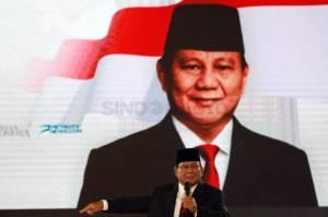 Survei Capres 2024: Prabowo Teratas, Ungguli Nama-nama Populer Lainnya
