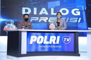 Jenderal Sigit Prabowo Resmikan TV dan Radio Polri