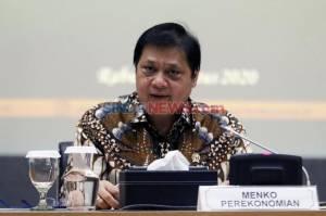 Airlangga Tegaskan Indonesia Tak Bergantung Pada Satu Vaksin