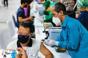 MUI Restui Vaksinasi Corona Bisa Dilakukan di Masjid Setelah Tarawih