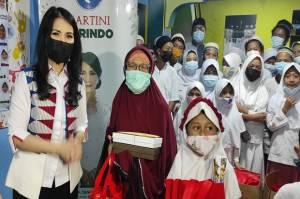 Peduli Sesama, Kartini Perindo Salurkan Sembako dan Uang Tunai ke Panti Asuhan Nurul Iman