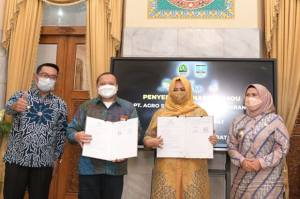 Ridwan Kamil: Jabar-Serang Jajaki Kerja Sama di Sektor Pertanian