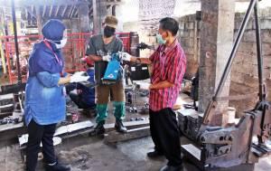 Yayasan Astra Aktif Bina Perajin Pacul Klaten
