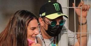 Belum Mikir Nikah, Valentino Rossi dan Francesca Mau Punya 2 Anak