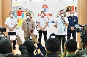 Zainudin Amali Berpesan Pemenang Piala Menpora 2021 Jangan Gelar Pawai
