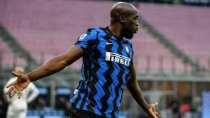 Gegara Pandemi, Lukaku Sendirian Rayakan Sukses Inter Milan Rebut Scudetto