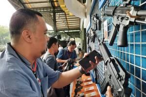 Pindad dan Perusahaan Asal UEA Kolaborasi Bikin Senjata Serbu hingga Senapan Mesin