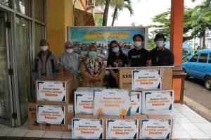 Bergerak Membantu Panti Sosial di Tengah Pandemi