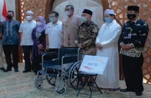 PT Polytama Sumbangkan Peralatan Pendukung Ibadah di Masjid Istiqlal