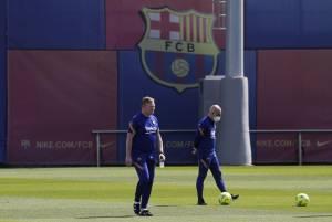 Jelang Levante vs Barcelona Koeman Optimis Tidak Akan Jadi Pengangguran
