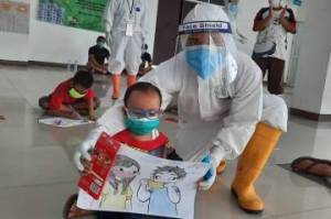Bermunculan di Indonesia, Mutasi Covid-19 Mengintai Anak dan Remaja