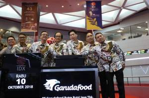 Siapkan Dana Rp50 Miliar, Garudafood Akan Borong Kembali Sahamnya