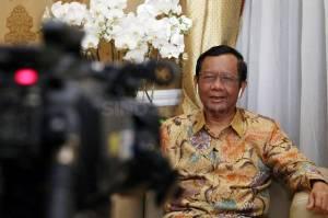 Mahfud MD Mengaku Bersedih Sekaligus Bersyukur di Hari Terakhir Ramadhan