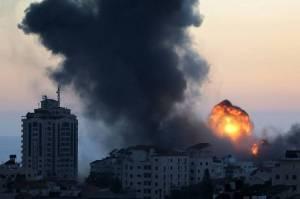Organisasi Buruh Dunia Kutuk Serangan Brutal Israel ke Palestina
