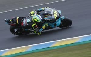 Terkendala Cuaca, Valentino Rossi Prediksi Balapan di GP Prancis Akan Sulit