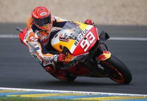 Antisipasi Trek Basah dan Kering di GP Prancis, Marquez Siapkan Taktik Khusus