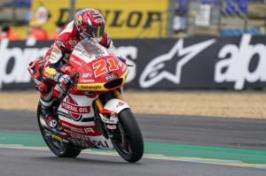 Pembalap Federal Oil Gresini Moto2 Siap Tampil Habis-habisan di Le Mans