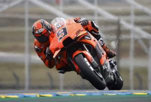 Danilo Petrucci Tercepat di Sesi Pemanasan MotoGP Prancis 2021