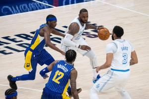 Hasil Pertandingan NBA, Minggu (16/5/2021); Lakers Menang Lagi, Suns Bantai Spurs