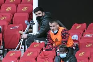 Man Unted Tatap Final Liga Europa, Solskjaer Harapkan Kabar Baik dari Maguire
