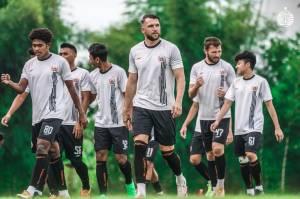Lanjutkan Persiapan Liga 1 2021, Persija Jakarta Kembali Gelar Latihan