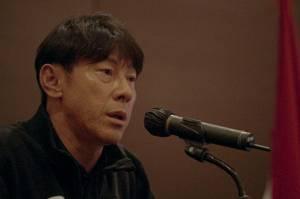 Tiba di Dubai, Shin Tae-yong Langsung Gelar Latihan Sore