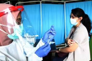 165.000 Karyawan Jalani Vaksinasi Gotong Royong Tahap I