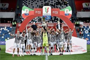 Petualangan Terakhir Buffon ke Panggung Juara Coppa Italia ...