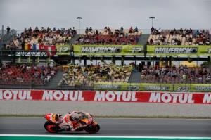 Marc Marquez Ingin Lanjutkan Dominasinya di GP Jerman