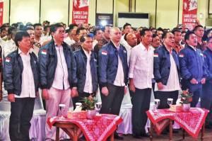 Tolak Upaya Dorong Presiden Tiga Periode, ABJ: Jokowi Tidak Haus Kekuasaan