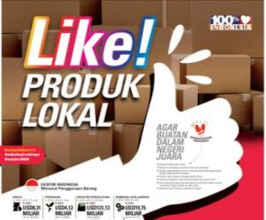 Gerakan Cinta Produk Indonesia Jangan Hanya Seremonial