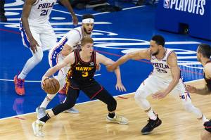 Tekuk Sixers, Atlanta Hawks Lolos ke Final Wilayah Timur NBA