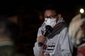 Sandiaga Ingin Vaksinasi Corona Jadi Syarat Wisatawan yang Hendak Bepergian