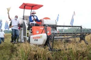Pupuk Kaltim Kembangkan Inovasi Tingkatkan Produktivitas Pertanian