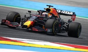 Verstappen Kuasai Latihan Bebas Pertama GP Styria 2021