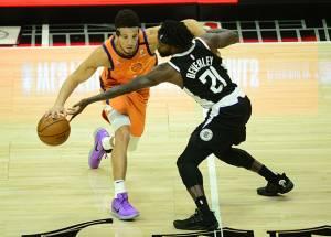 Final Wilayah Barat NBA: Clippers Perkecil Ketertinggalan dari Suns