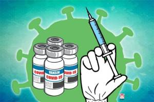 Gelar Vaksinasi Gratis, Kadin Target 10 Ribu Penerima