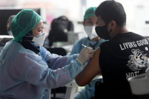 FKPPI Gelar Vaksinasi Massal Berhadiah Bingkisan
