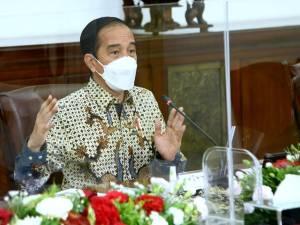 Jokowi: Rumah Oksigen Gotong Royong Bisa Diadopsi di Daerah