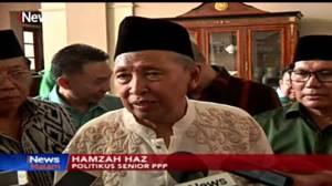 Jalan Panjang Hamzah Haz Menjadi Wapres, Kalahkan Akbar Tandjung dan SBY