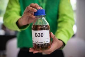 Penyaluran Biodiesel Capai 4,3 Juta Kiloliter di Semester I/2021