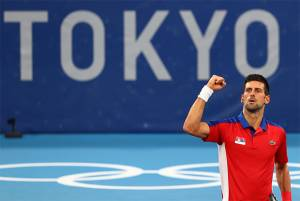 Novak Djokovic Lolos ke 16 Besar Usai Kandaskan Lennard Struff